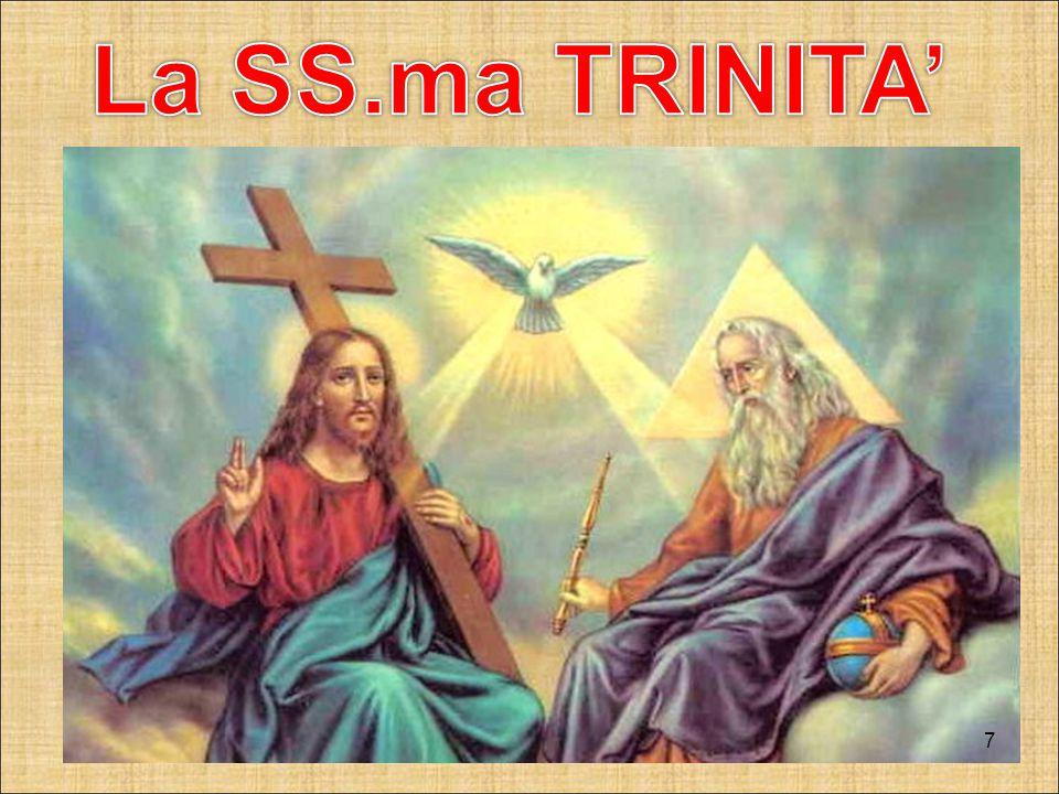«pieno di Spirito Santo» (Lc 4,1) agisce «con la potenza dello Spirito Santo» (Lc 4,14), «esulta nello Spirito Santo» (Lc 10,21) 17