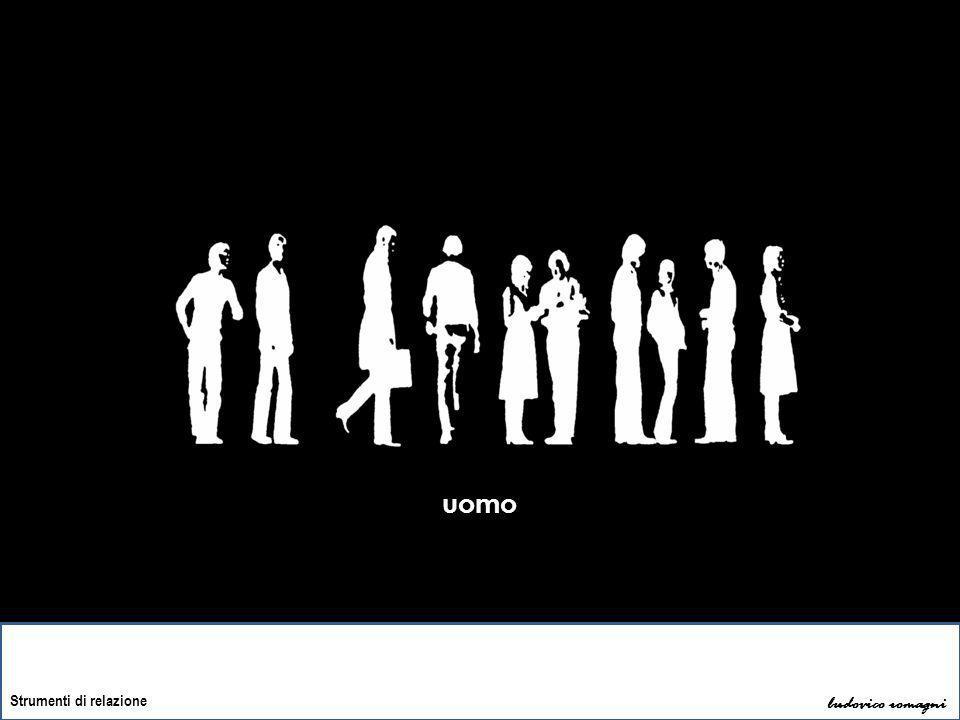 uomo a.a. 2008_09 ludovico romagni ludovico romagni Strumenti di relazione