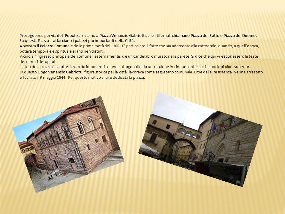 Di fianco al Palazzo Comunale sorge, imponente La Cattedrale, dedicata ai Santi patroni Florido e Amanzio.