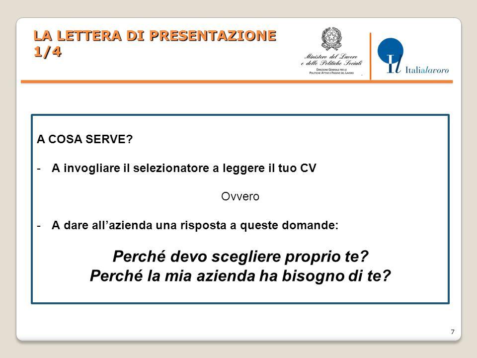 18 IL COLLOQUIO DI SELEZIONE 6/10 Che domande PERSONALI ti faranno.
