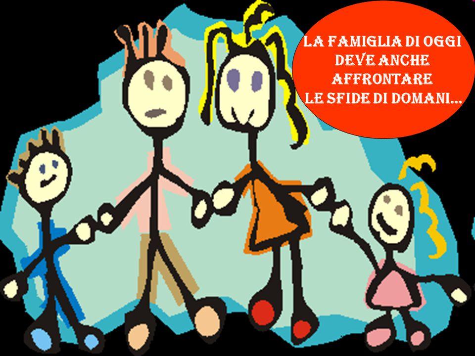 La famiglia di oggi I Mille impegni