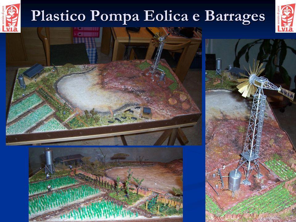Plastico Pompa Eolica e Barrages