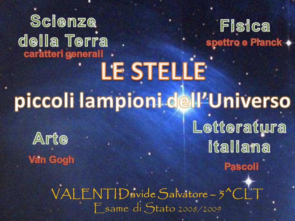 VALENTI Davide Salvatore – 5^CLT Esame di Stato 2008/2009