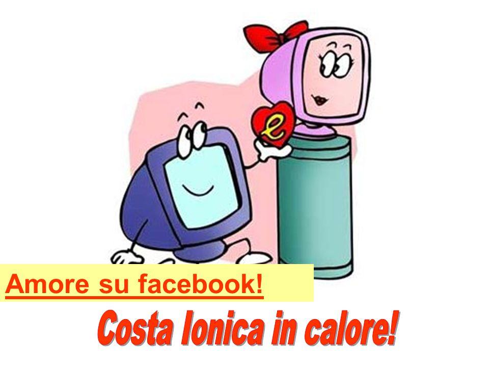 Amore su facebook!