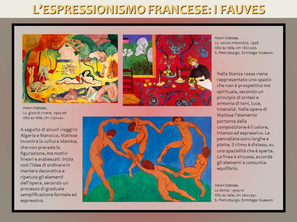 L'ESPRESSIONISMO TEDESCO: DIE BRUCKE Nel 1905 a Dresda tre giovani, Ernst Ludwig Kirchner, Erich Heckel e Karl Scmidt-Rottluff abbandonano gli studi di architettura per dedicarsi alla pittura.