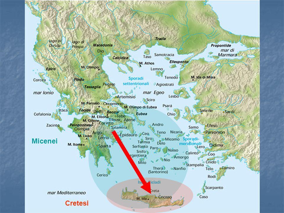 Micenei Cretesi