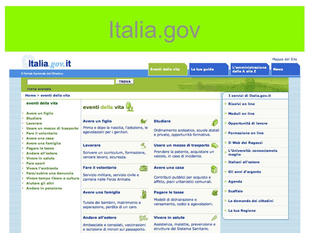 Italia.gov