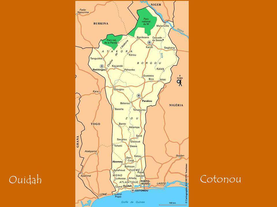Stadio dell'amicizia di Cotonou
