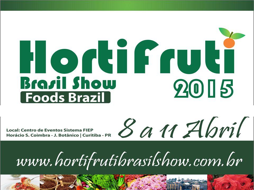 L'HORTOFRUTI BRASIL SHOW & FOODS BRASIL È UN EVENTO DELLA FILIERA PRODUTTIVA DI ALIMENTI, ORTAGGI, FRUTTA E FIORI DAL PRODUTTORE AL CONSUMATORE.