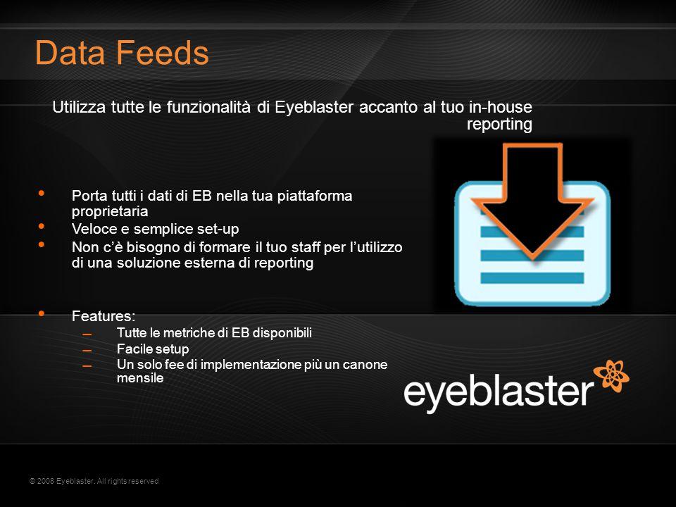 © 2008 Eyeblaster.