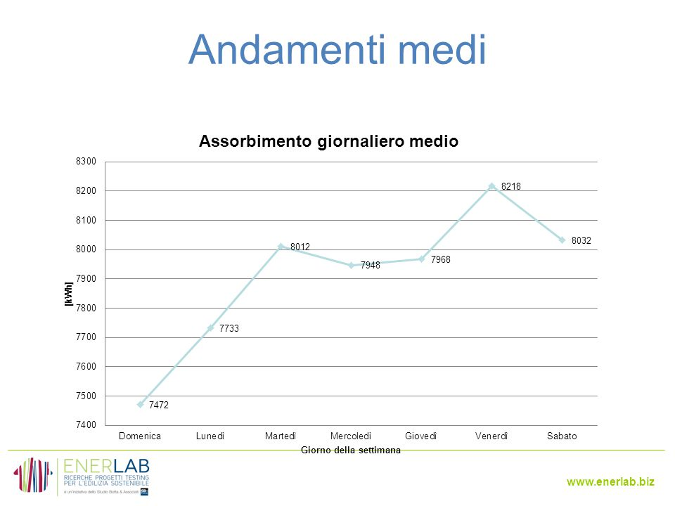 www.enerlab.biz Andamenti medi