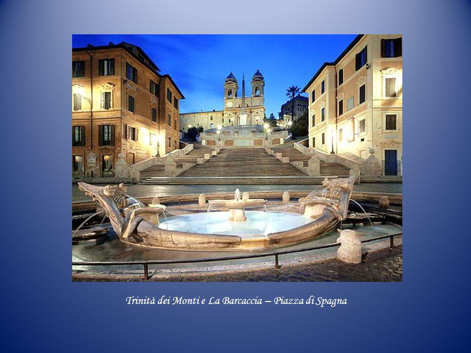 La Fontana del Nettuno – Piazza Navona