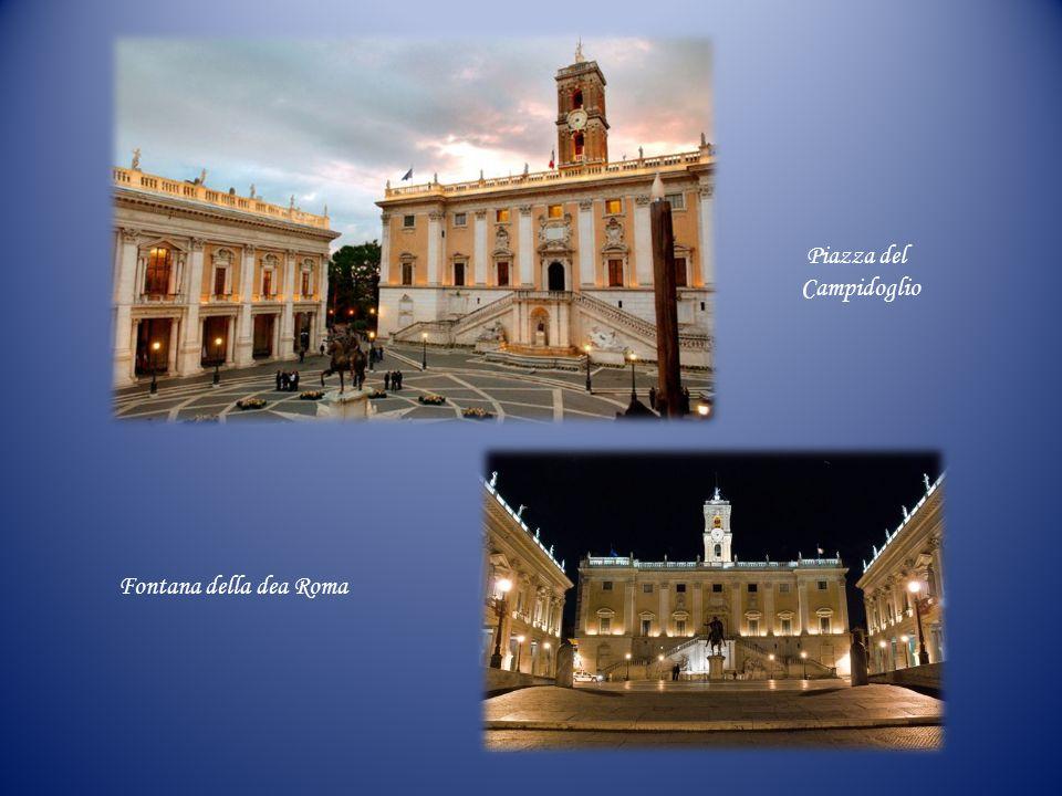 Villa Borghese – Fontana dei Cavalli Marini