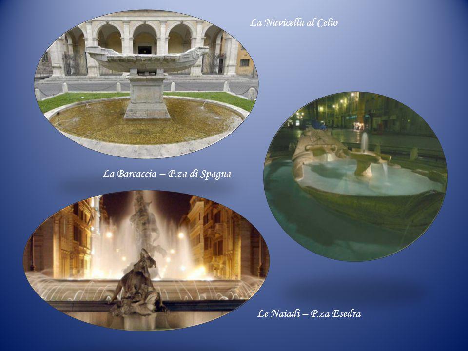 Piazza del Campidoglio Fontana della dea Roma