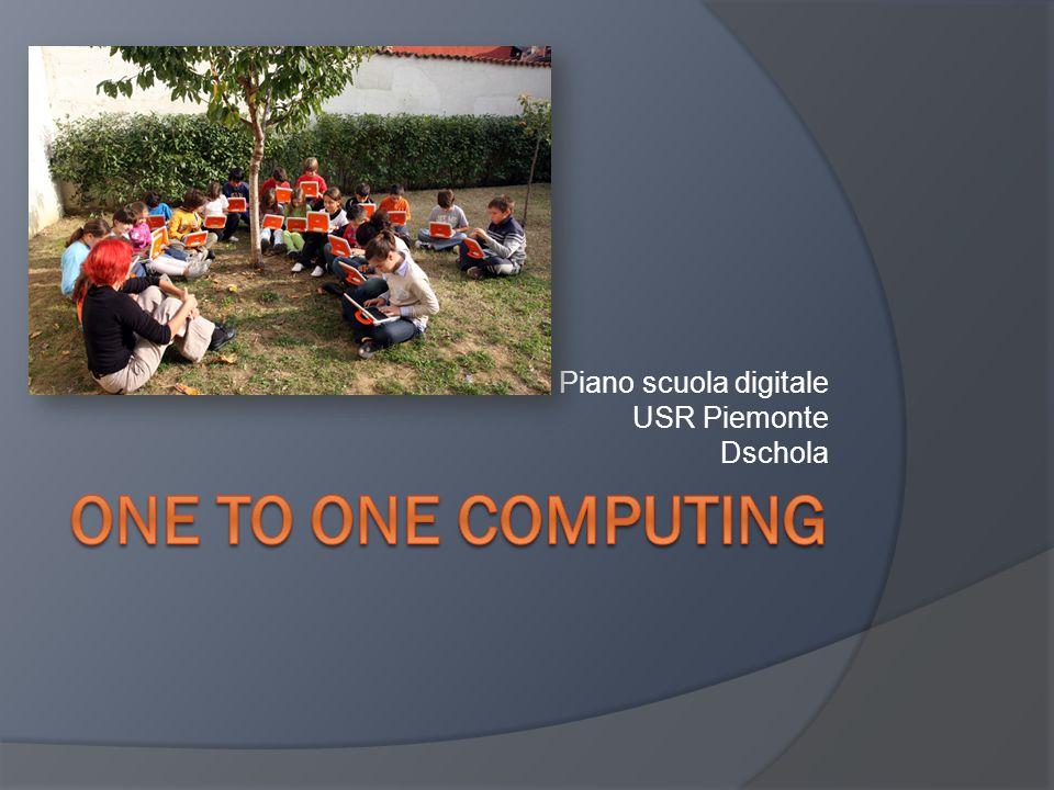 Piano scuola digitale USR Piemonte Dschola
