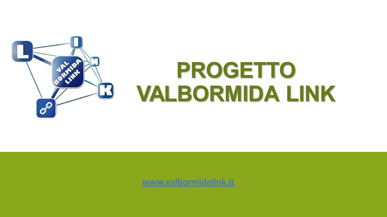 PROGETTO VALBORMIDA LINK www.valbormidalink.it