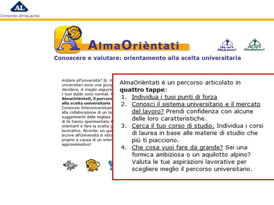 Consorzio AlmaLaurea