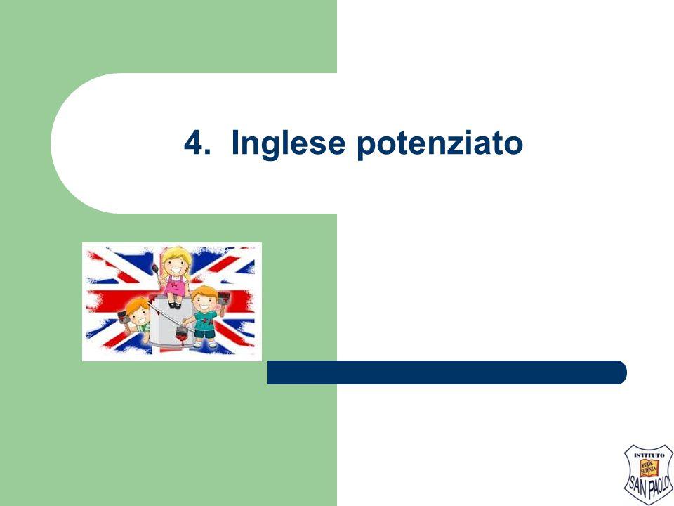 4. Inglese potenziato