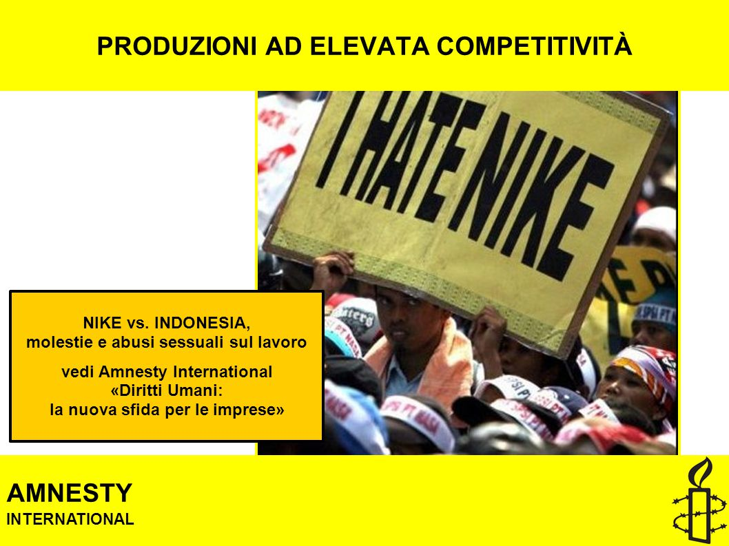 NIKE vs.
