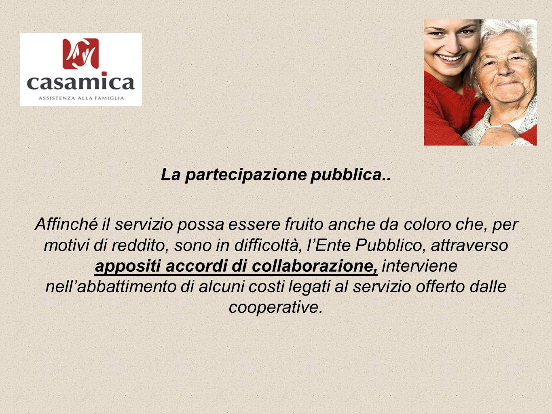 La partecipazione pubblica..