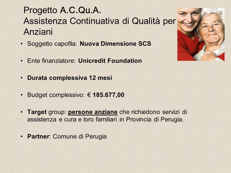 Progetto A.C.Qu.A.
