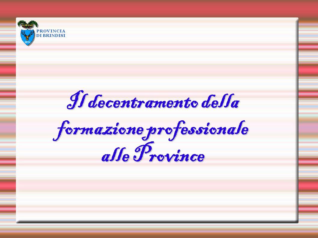 Grazie dell attenzione Alessandra.pannaria@provincia.brindisi.it tel 0831565430