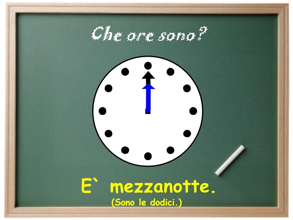  for a quarter before hr.we say:  …meno un quarto Ex: Sono le cinque meno un quarto.
