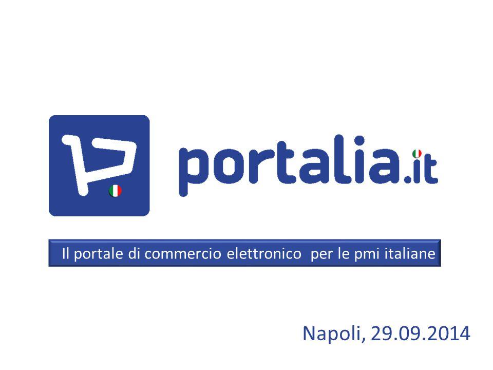 Il portale di commercio elettronico per le pmi italiane Napoli, 29.09.2014