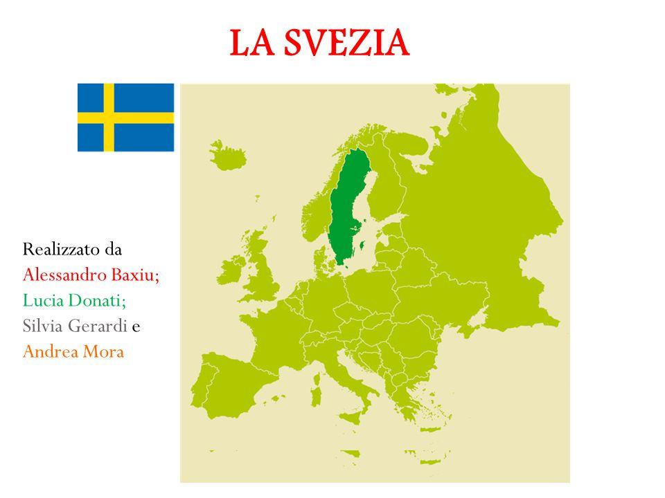 SVEZIA-MORFOLOGIA Riguardo la morfologia la Svezia si divide principalmente in 3 regioni Svezia del Nord(Norrland): zona montuosa con le Alpi Scandinave che la separano dalla Norvegia.