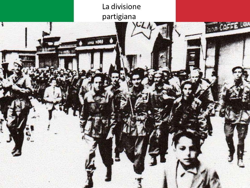 L'ORIGINE DELLE BRIGATE L origine delle formazioni partigiane ebbe due percorsi, intrecciati tra loro: uno politico antifascista e uno militare.