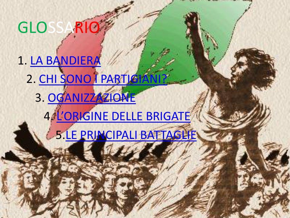 LA BANDIERA L organizzazione partigiana Bandiera Rossa si sviluppò e si radicò nelle periferie di Roma, assumendo consistenza numerica,con 1185 combattenti riconosciuti, su posizioni principalmente antimonarchiche e quindi avversa alla svolta di Salerno , operata dal Partito Comunista Italiano (PCI), avvenuta nel 1944 e finalizzata a trovare un compromesso tra partiti antifascisti.