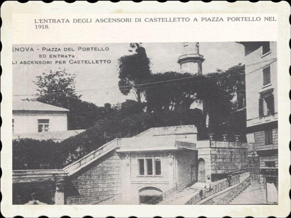 6)Ciò ebbe maggior riscontro con l'attuazione delle strade di circonvallazione a monte, la superba realizzazione urbanistica attuata dall'amministrazione municipale guidata dal sindaco Andrea Podestà negli anni Ottanta del secolo scorso.