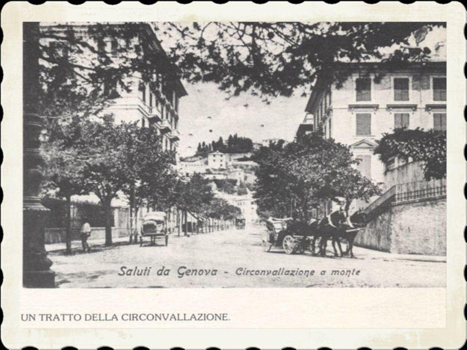 4)mentre infatti il Castelletto veniva definitivamente atterrato nel 1849 per lasciare il posto alle sistemazioni urbanistiche dei decenni immediatamente successivi, il Castellaccio ebbe un ulteriore rifacimento nel 1836 che lo portò allo stato architettonico in cui lo possiamo ancora osservare, ingiurie del tempo a parte.