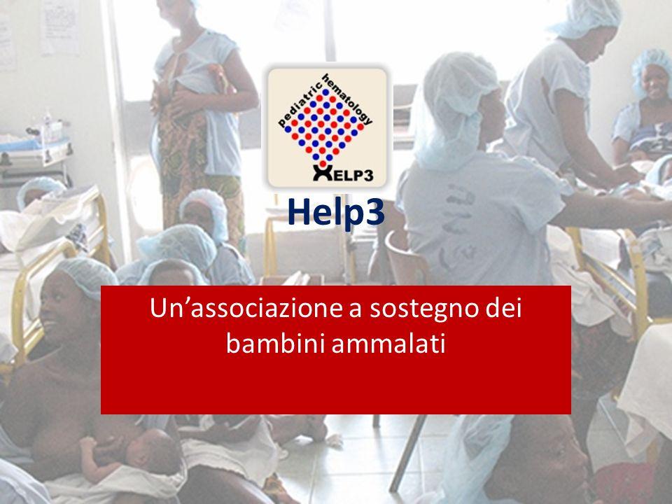 Help3 Un'associazione a sostegno dei bambini ammalati