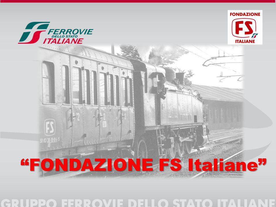 """""""FONDAZIONE FS Italiane"""""""