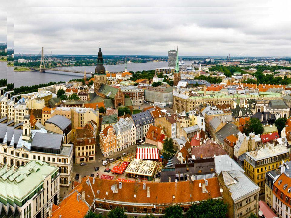 RIGA Riga (in lingua lettone Rīga) è la capitale della Lettonia.