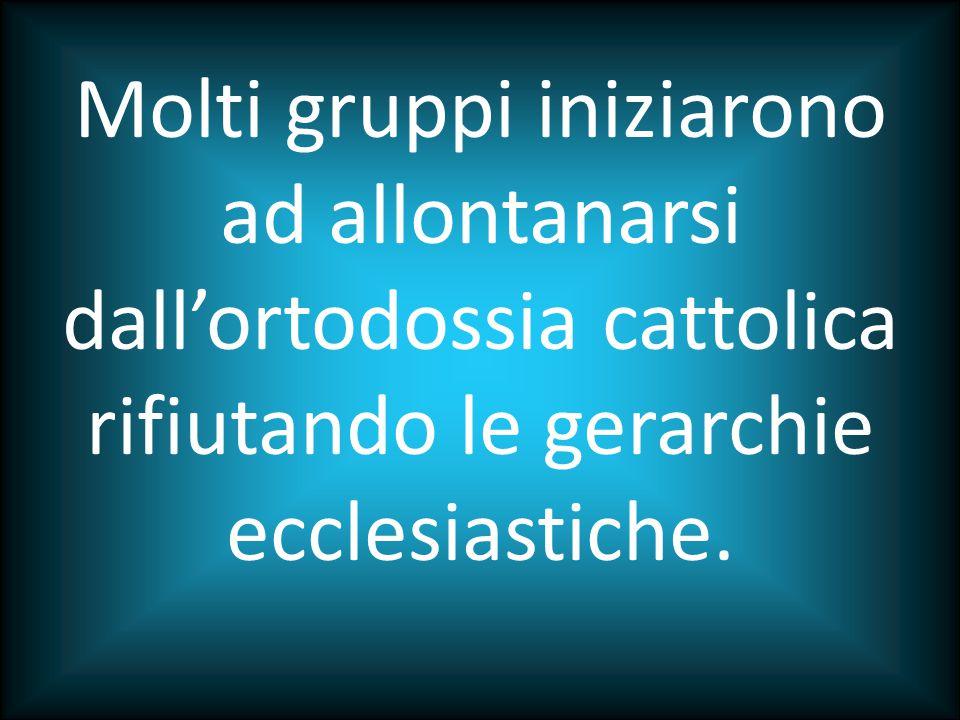 Valdo muore tra il 1205-1207 Senza aver ricomposto lo scisma interno al suo movimento religioso.