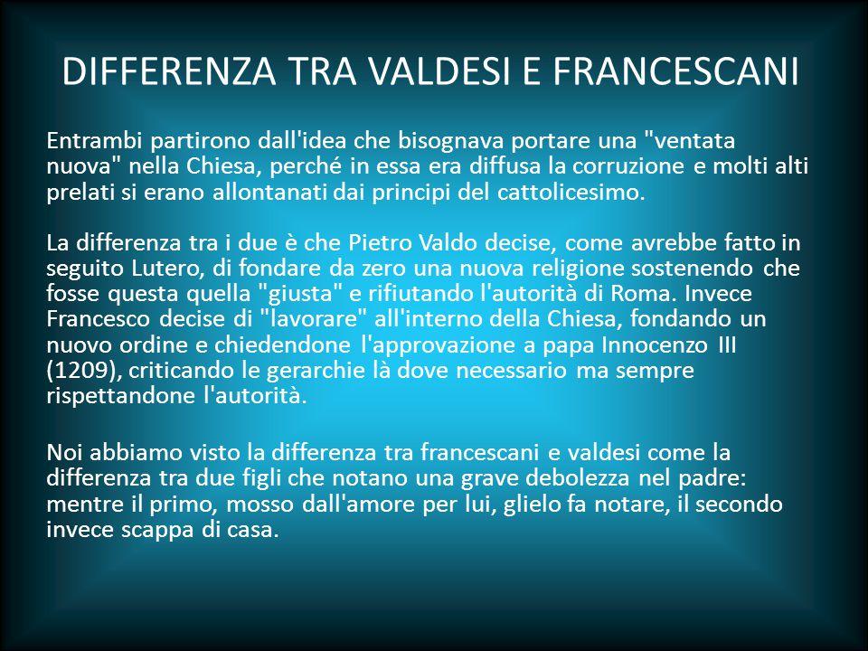 Da sempre gli esponenti della chiesa valdese sono stati eletti al parlamento Italiano e altra nomi importi, in altri ambiti sono ad esempio il pittore Filippo Scroppo e il regista Luigi Comencini.