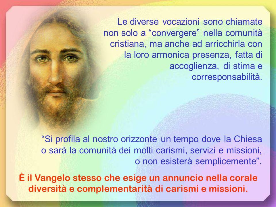 Ogni vocazione «è la storia di un ineffabile dialogo tra Dio e l'uomo, tra l'amore di Dio che chiama e la libertà dell'uomo che nell'amore risponde a
