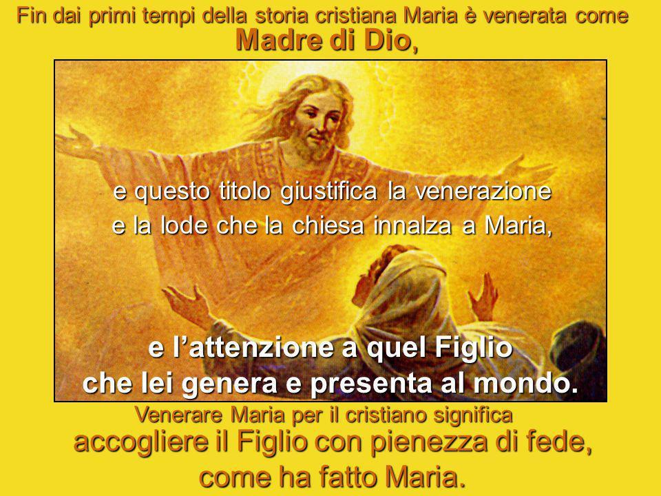 1.MARIA MADRE DI DIO.