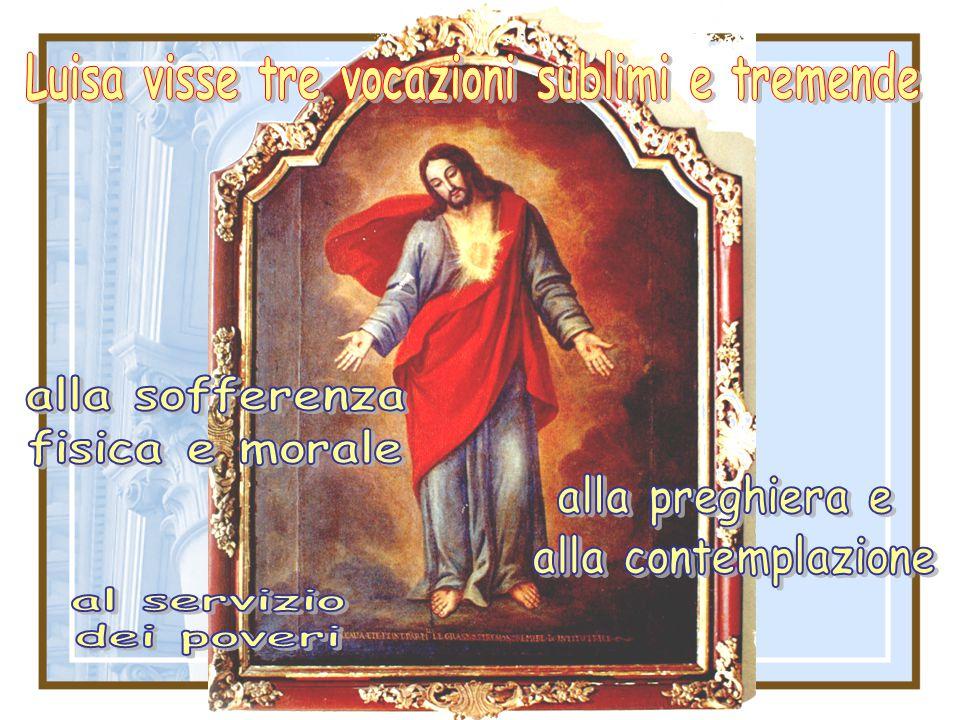 Dopo anni di tormento spirituale, il 4 giugno 1623, Pentecoste, lo Spirito fa irruzione nella sua vita.