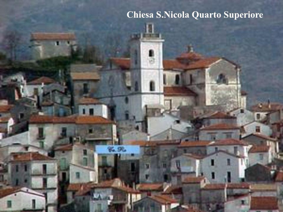 Chiesa S.Nicola Quarto Superiore