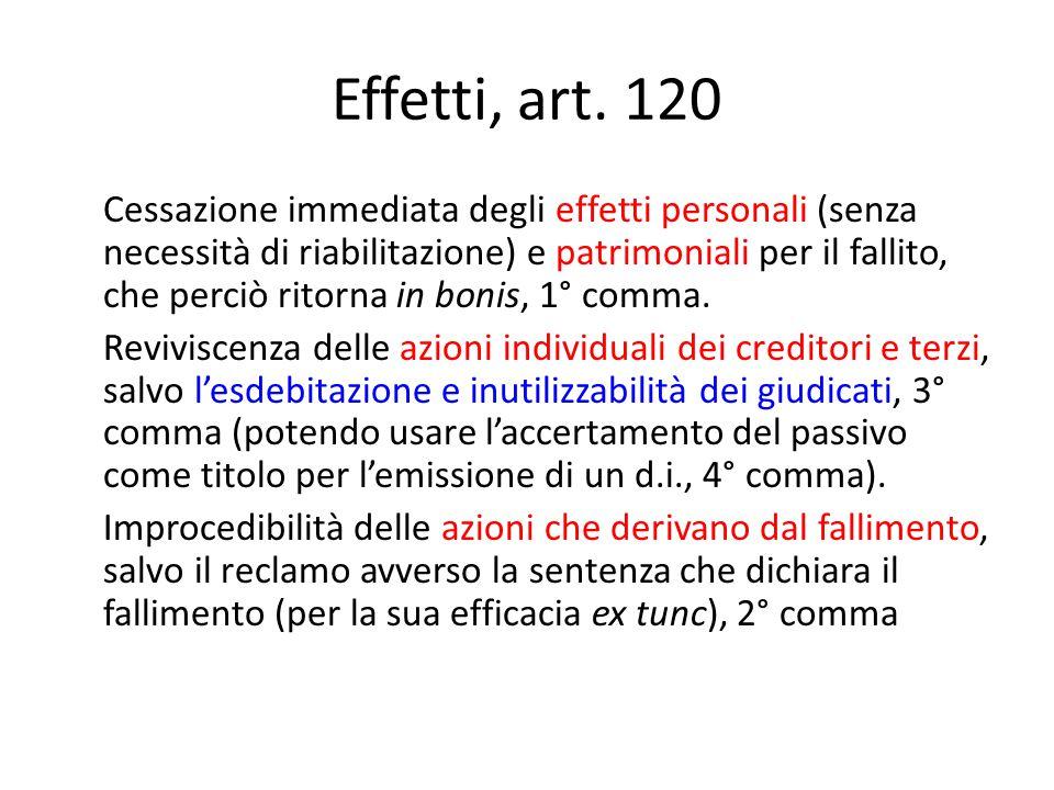 Effetti, art.