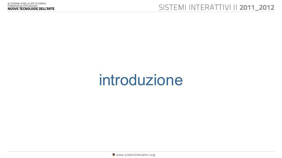 Informazione  Informatica: disciplina che studia l'elaborazione automatica di informazioni.