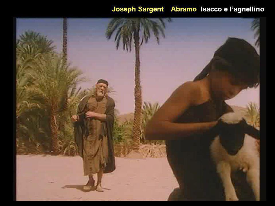 Joseph Sargent, Abramo Isacco e l'agnellino