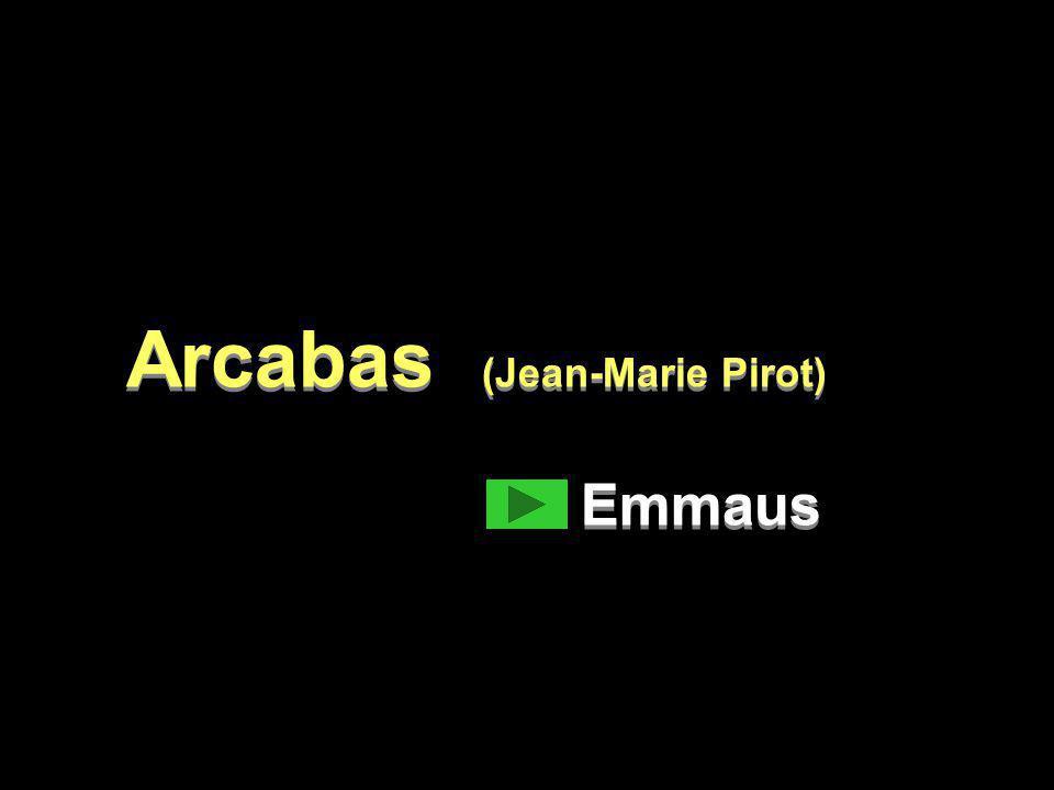 Arcabas (Jean-Marie Pirot) Emmaus Arcabas (Jean-Marie Pirot) Emmaus