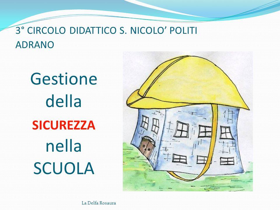 Mi auguro, infine, che le slide presentate siano state di vostro gradimento … Vi ringrazio per l'attenzione prestata… Rosaura La Delfa (RSPP)