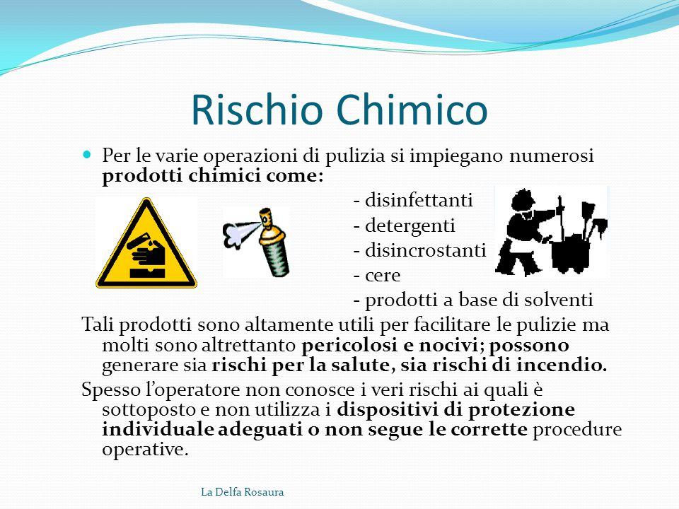Rischio Biologico Igiene : per garantire la salubrità ambientale è necessario che i pavimenti siano sistematicamente puliti e periodicamente disinfett