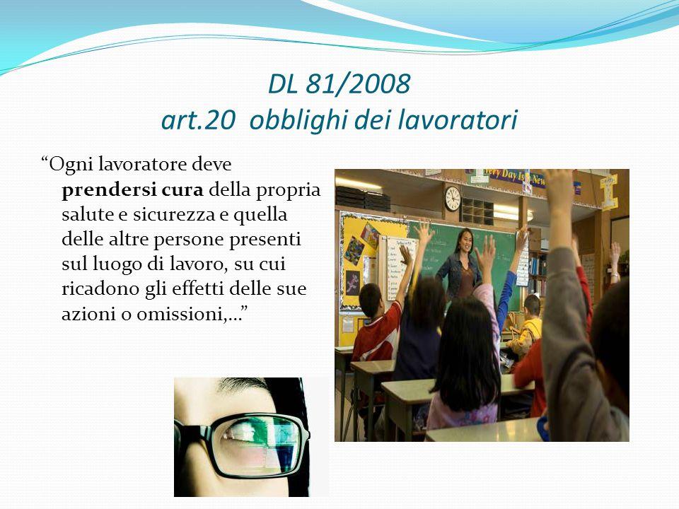 Premessa (C.M. n. 119 del 29 aprile 1999) È nella stessa ottica che vanno impostate l'informazione e la formazione rivolte ai lavoratori della scuola
