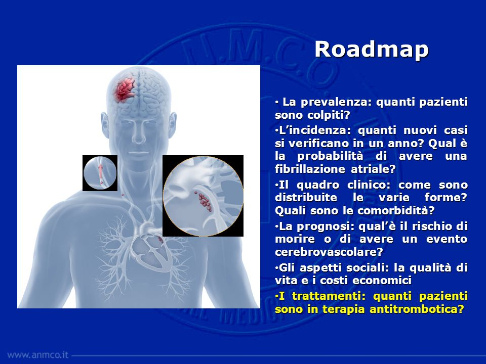Roadmap La prevalenza: quanti pazienti sono colpiti.